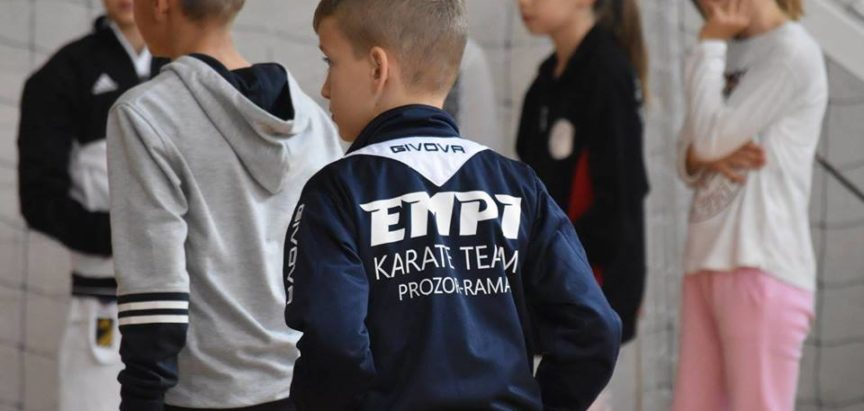 Karatisti iz Rame sudjeluju na Balkanskom prvenstvu