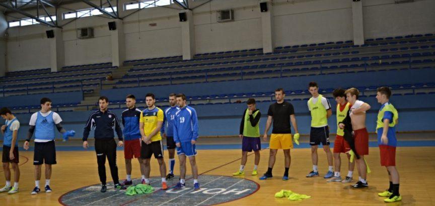 Foto: Nogometaši HNK Rama  pripremaju se za proljetni dio sezone