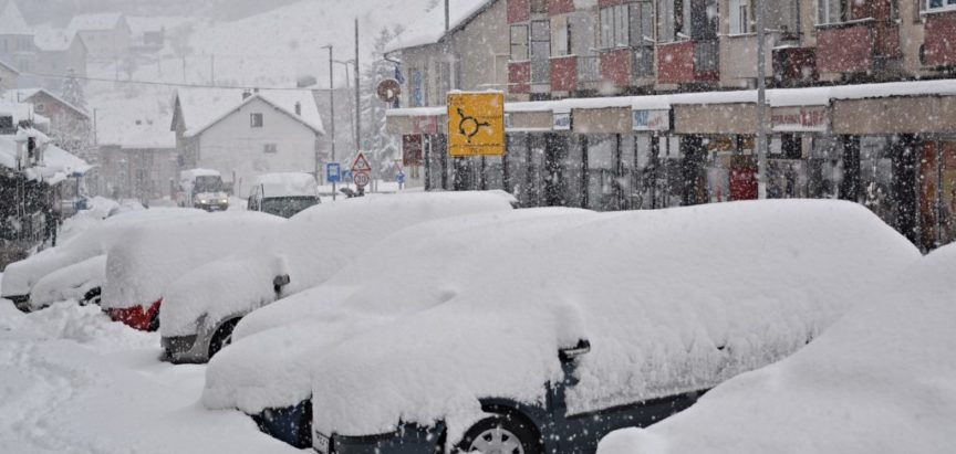 FOTO: Snježna razglednica iz Rame