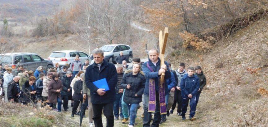 Foto: Peta korizmena nedjelja na brdu Gradac
