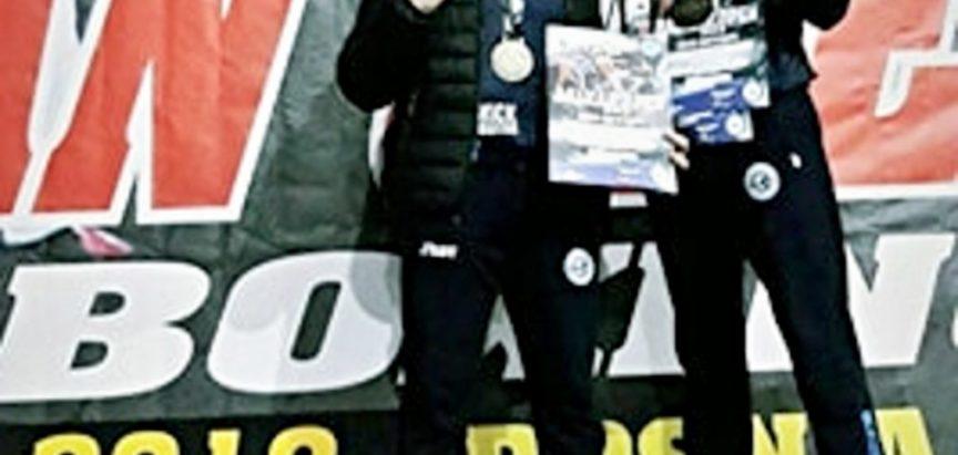 Kickboxing: Kuraja osvojio medalju na Balkan open-u