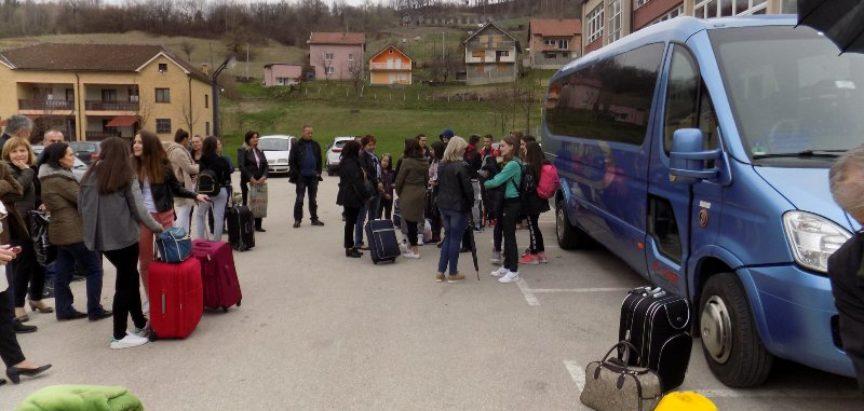Učenici OŠ Marka Marulića Prozor otputovali u Njemačku
