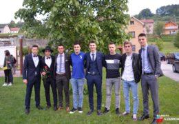 Foto: Maturalna zabava u Prozoru maturanata školske 2017./2018. godine