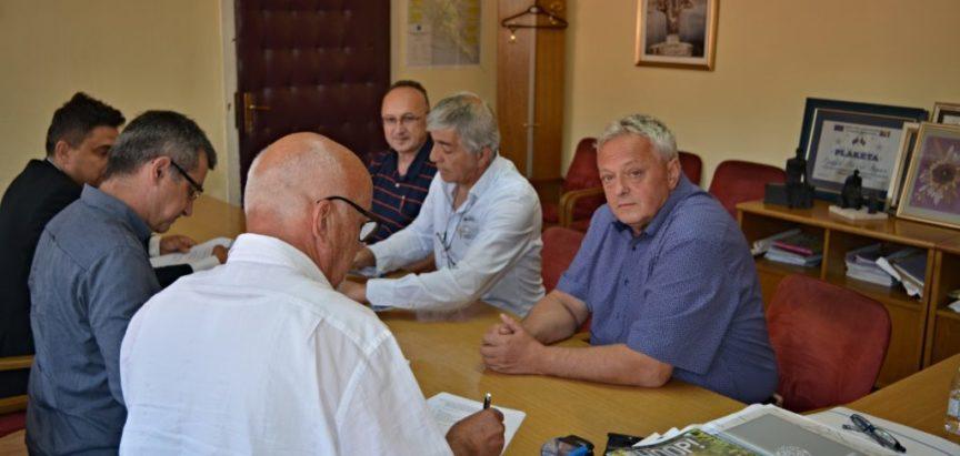 Potpisan Ugovor za modernizaciju CS Krupić, izgradnju nove klorne stanice Krča i nadzornoG upravljačkog sustava