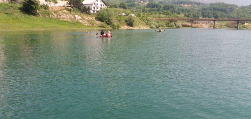 Foto: Ronioci RK Bosna čistili Ramsko jezero
