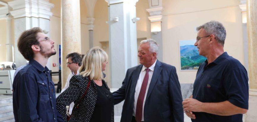Foto: U Zagrebu u muzeju Mimara otvorena izložba PanoRama