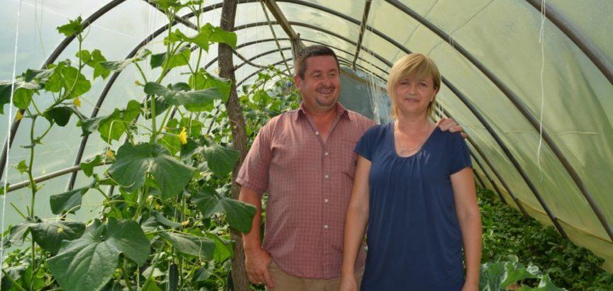 Foto: Obitelj Piplica sa Uzdola – Zašto raditi za drugoga kada možemo za sebe
