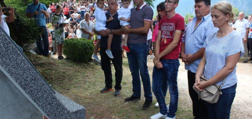 Foto: Na Pomenu obilježena 25. obljetnica stradanja hrvatskih branitelja
