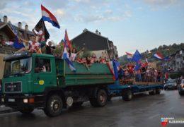 Iz Rame organiziran odlazak navijača Vatrenih u Livno na doček izbornika Dalića