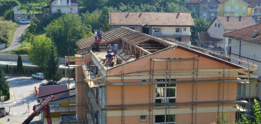 """Dom zdravlja """"Rama"""" dobiva novi krov"""