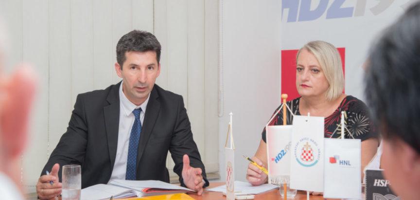 Održana druga sjednica koalicije Hrvatsko zajedništvo