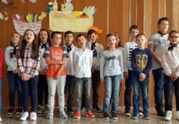 Dani kruha i zahvale za plodove zemlje u OŠ ¨Ivan Mažuranić¨Gračac