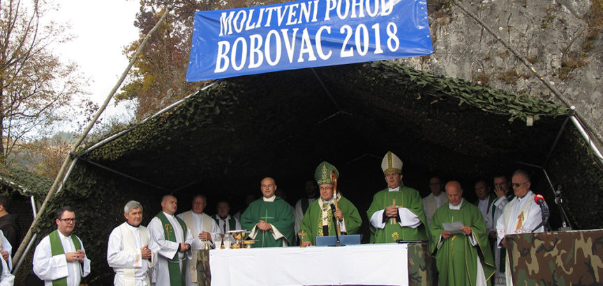 XVII. Molitveni dan za Domovinu na Bobovcu