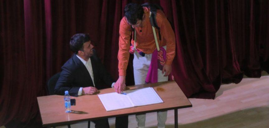 "Predstava ""Abeceda književnosti"" oduševila ramske osnovce"