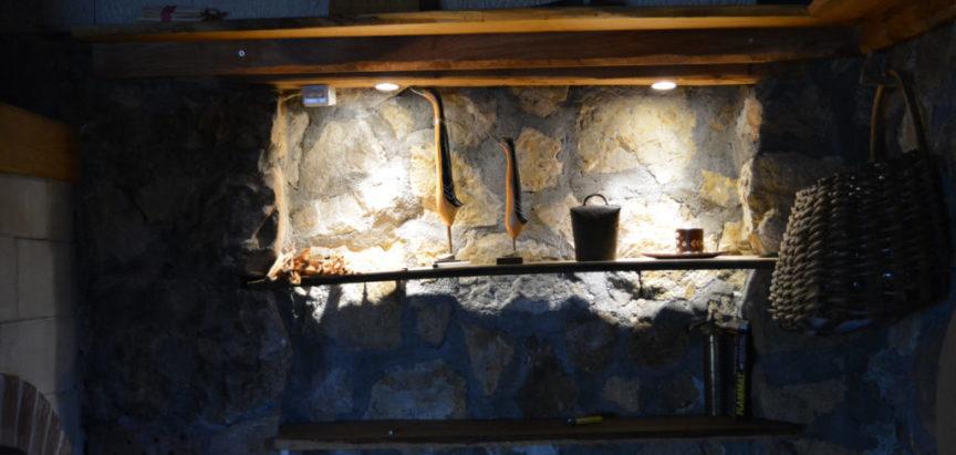 Foto/video: Gusle, ognjište, konoba i ramska rakija