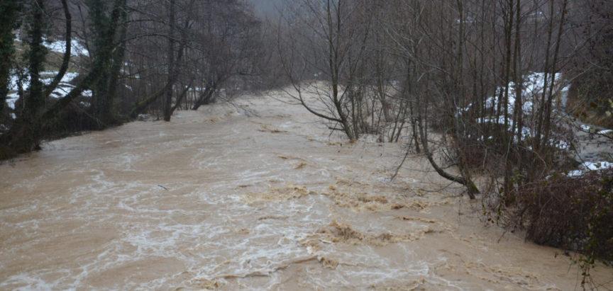 Foto/video: Nabujala rijeka Rama i njezine pritoke