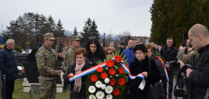 Foto: 25. obljetnica od razmjene i oslobođenja iz logora bugojanskih Hrvata