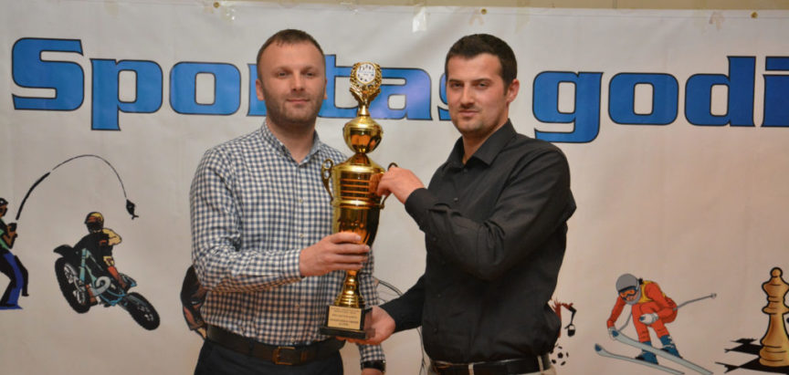 Sportaši godine su Ante Novaković i Monika Rajić