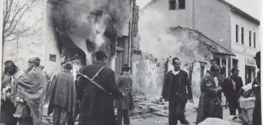 Drugi svjetski rat: Dolazak partizana