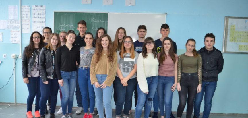 Iva Novaković, učenica Srednje škole Prozor sudjeluje na Matematičkoj  olimpijadi BiH