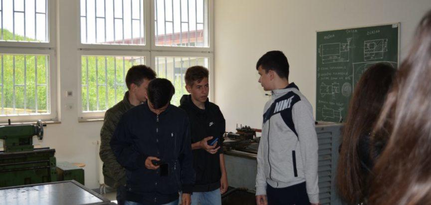 Foto: Učenici završnih razreda osnovnih škola Uzdol i Gračac posjetili Srednju školu Prozor