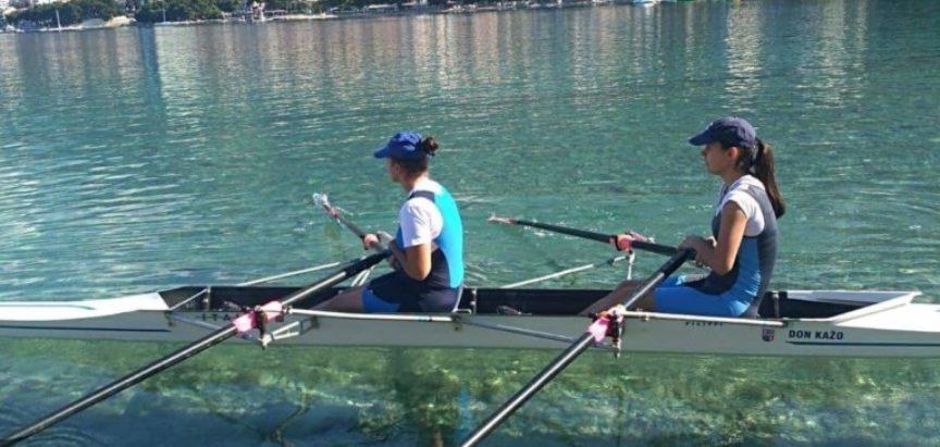 Nove medalje za ramske veslače na 4. Kupu Dalmacije