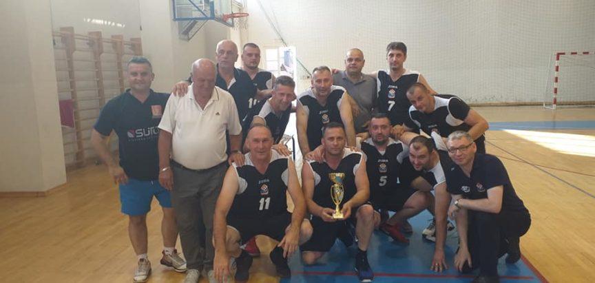 """Košarkaški turnir veterana """"RAMA 2019""""."""