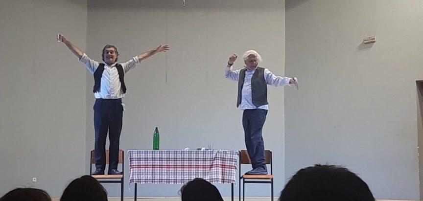 """Komedija """"Rodijaci"""" izvedena u Domu kulture u Prozoru"""