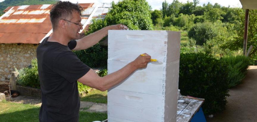 Foto/video: Nema slađeg meda od onog kojeg pčele naprave u Donjoj Vasti?!