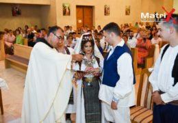 Folklor ih spojio, pa se vjenčali u narodnim nošnjama
