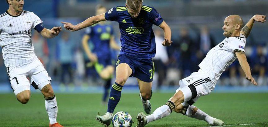 Dinamo pobijedio Rosenborg i došao na korak do grupne faze Lige prvaka