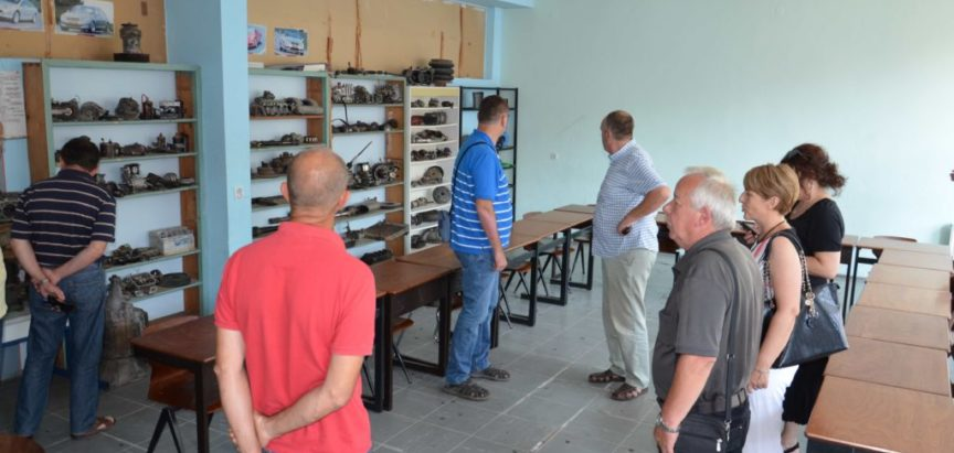 Foto: U Srednjoj školi Prozor održan radni sastanak profesora strojarske struke