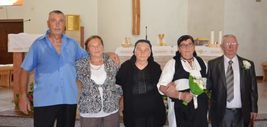 Foto: 50 godina bračnog života Mirka i Zore Petrović
