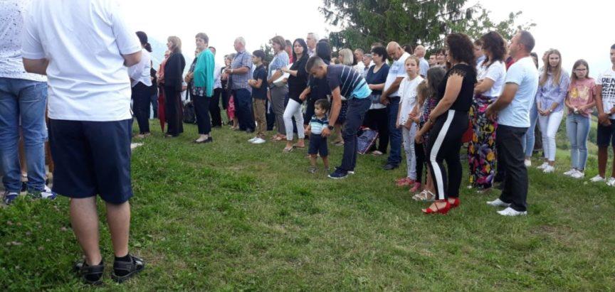 Foto: Na Kućanima okupljanje i proslava  zaštitnice filijale Gospe Snježne