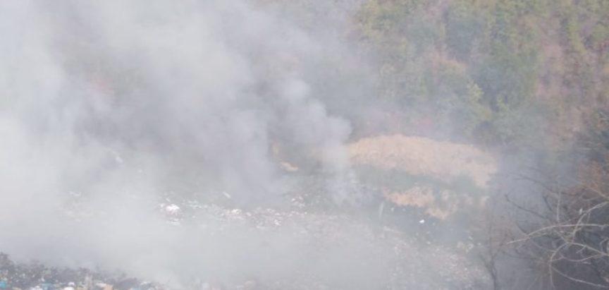 Ramski vatrogasci su danas gasili najmanje trideseti put na Duškoj kosi
