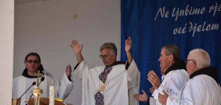 Foto: Vanjska proslava Svetog Franje u Rumbocima