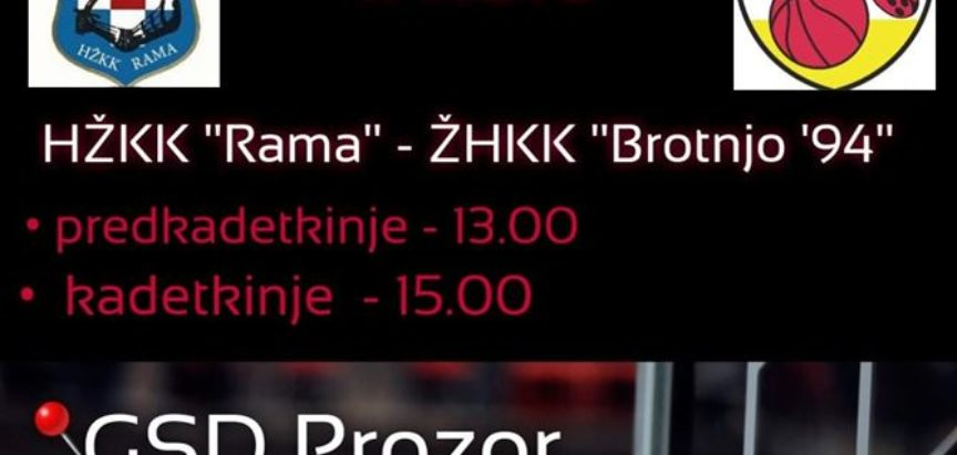 HŽKK Rama : U nedjelju započinje prvenstvo