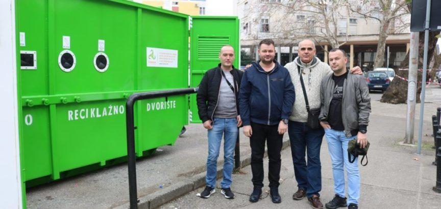 Regionalna razmjena prakse upravljanja otpadom