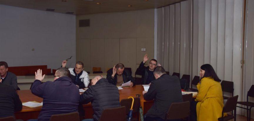 Održana izvještajna Skupština Crvenog križa Prozor-Rama