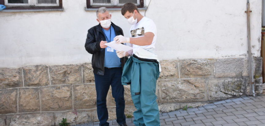 Foto: Pogledajte fotografije i bit će jasno zašto se Stožer civilne zaštite Prozor-Rama usprotivio odvođenju u karantenu u Mostar