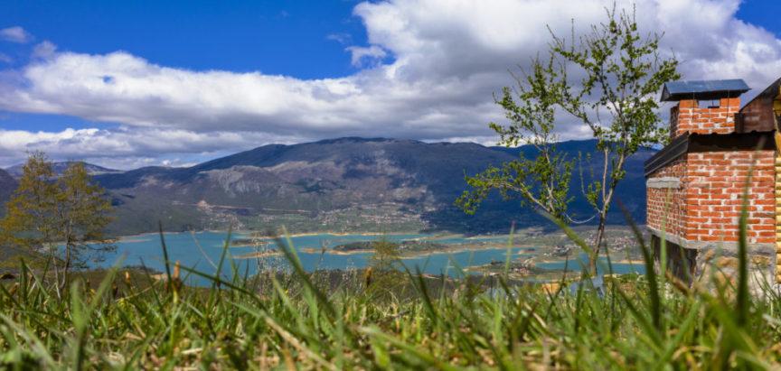 Foto: Mjesto s kojeg puca jedan od najljepših pogleda na Ramsko jezero