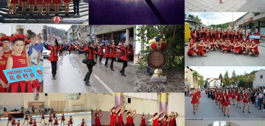 Ramske mažoretkinje vam čestitaju Svjetski dan plesa!
