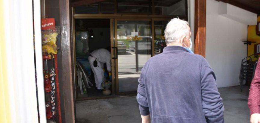 U Prozoru izvršena dezinfekcija ugostiteljskih objekata