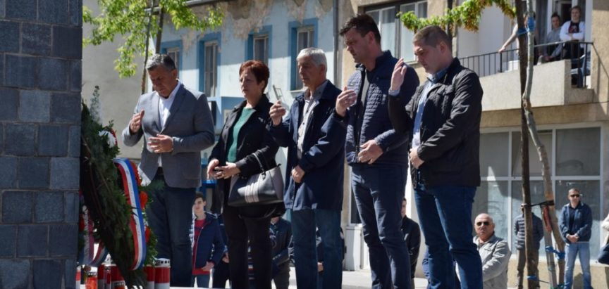 """Foto: Obilježena 28. obljetnica osnivanja Brigade """"Rama"""""""