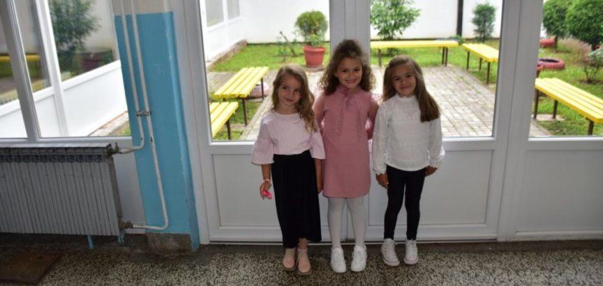 FOTO: Obavljen upis prvašića u OŠ Marka Marulića u Prozoru i Područnu školu Lug