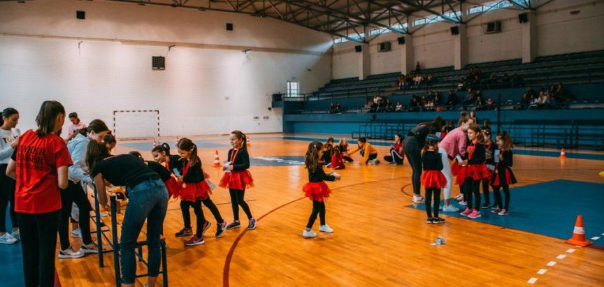 """Održan """"Dan plesa"""" za najmlađe Ramske mažoretkinje"""