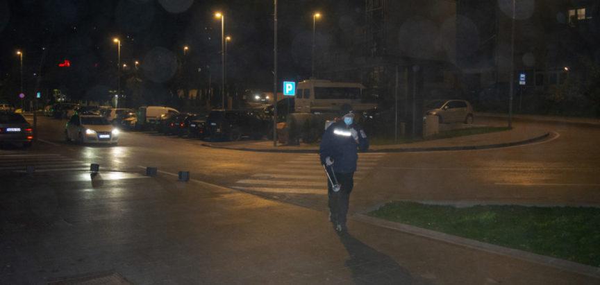 Vatrogasci izvršili dezinfekciju ulica u Prozoru i crkve na Uzdolu