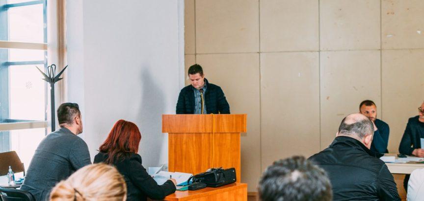 Održana četvrta sjednica Općinskog vijeća