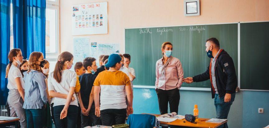 Dan škole u OŠ fra Jeronima Vladića Ripci ove godine u zanimljivom online izdanju