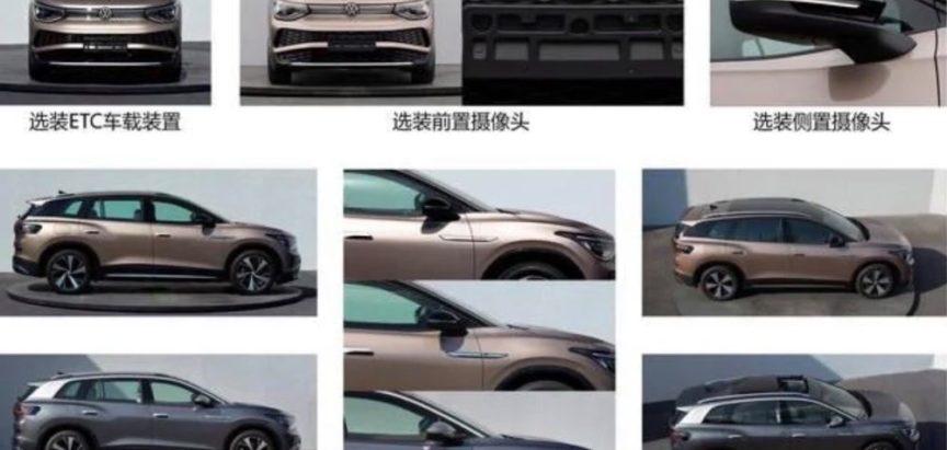 Procurile prve fotografije novog Volkswagenovog električnog gorostasa